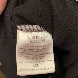 Off-White Shirts - Off-White Hoodie